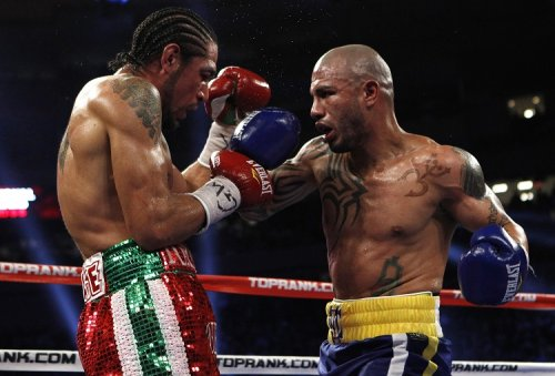 Antonio Margarito takes on Miguel Cotto