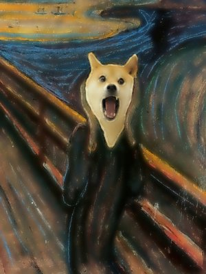 Doge Scream