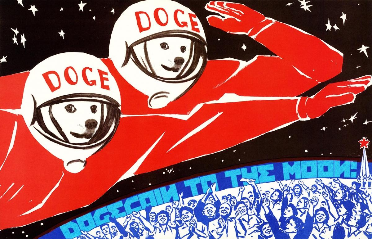 Dogecoin Cosmonaut