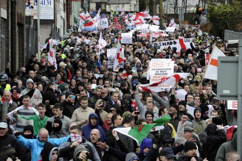 EDL Birmingham2