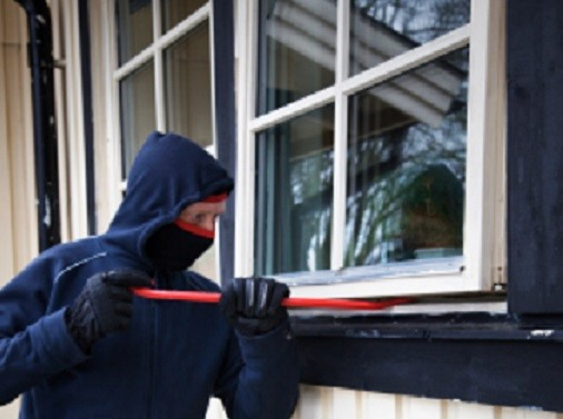 Survey reveals most burgled postcodes in Britain