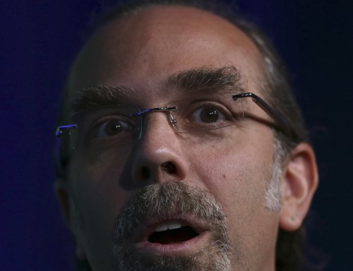 Google X 'Captain of Moonshots' Astro Teller.