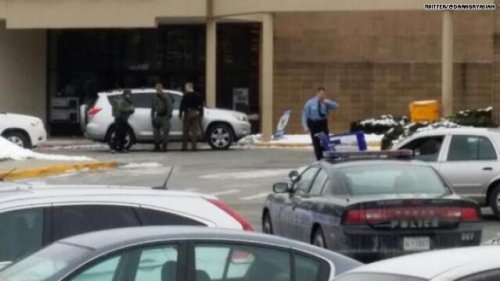 Three dead in shooting at Maryland Mall