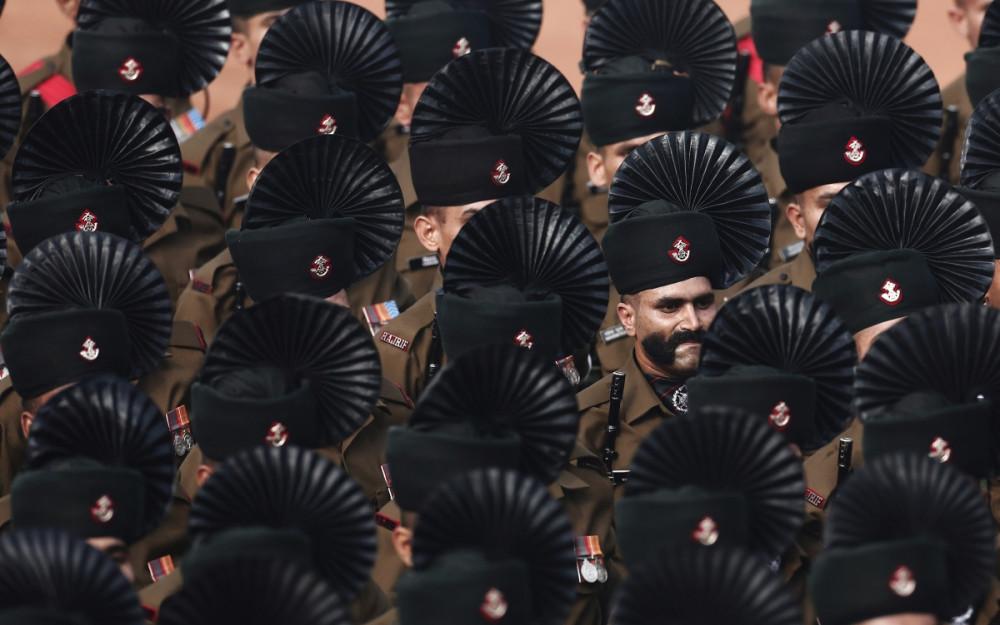 India Republic Day parade