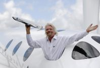 Chinese banned from Virgin\'s Galactic Flights