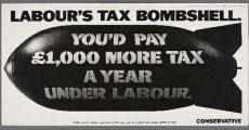 Labour's tax bombshell