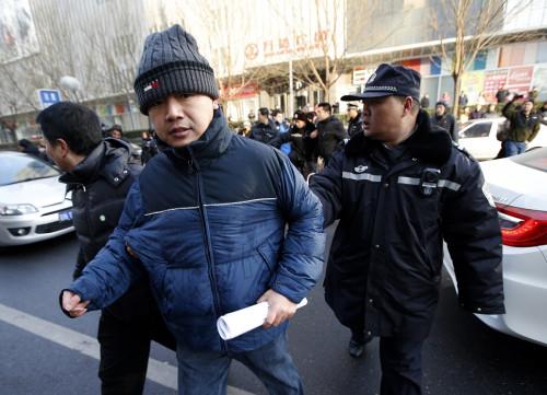 Zhang Qingfang, Xu Zhiyong's lawyer
