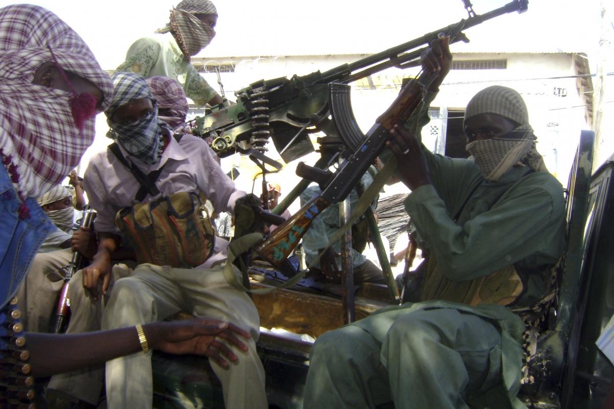 Somalia al-Shabaab