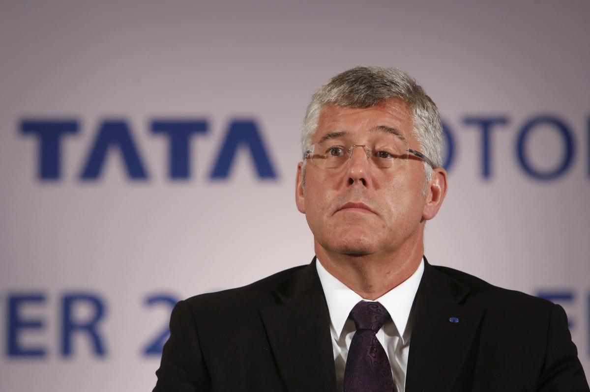 Tata Motors MD Karl Slym commits 'suicide'