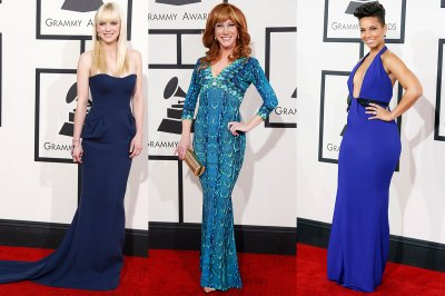 grammy blue