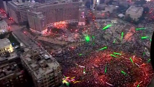49 Die as Violence Mars Anniversary of Egypt Revolution