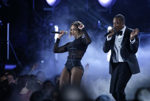 Beyonce and Jay-Z perform Drunk In Love