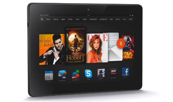 Kindle Fire HDX 8.9 Review