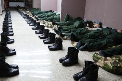 police sleep
