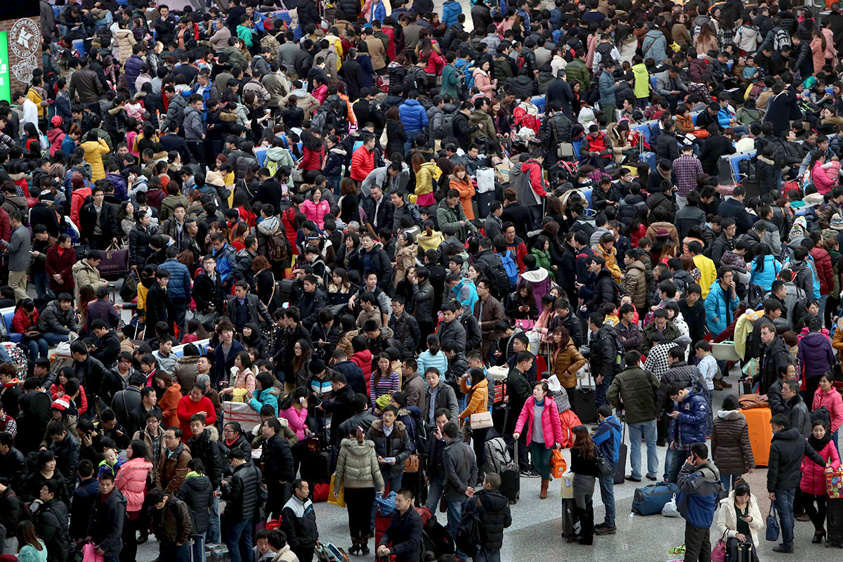 travel crowds