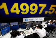 Japan\'s Nikkei Share Average