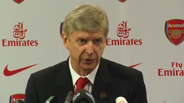 Wenger Speaks Out Over Future of Defender Sagna