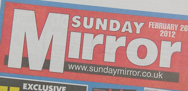 sunday mirror
