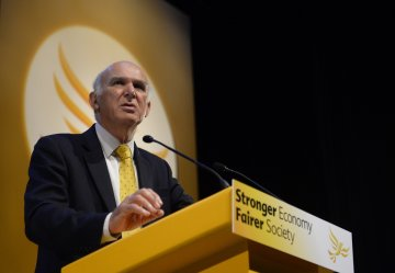 Vince Cable: EU Referendum is Holding Back UK Economic Recovery