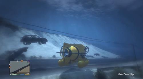 GTA 5: New Submarine Mod to Explore Los Santos Underwater [VIDEO]