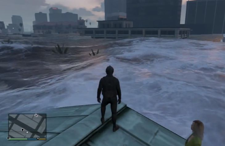 GTA 5: New Submarine Mod to Explore Los Santos Underwater [VIDEO]