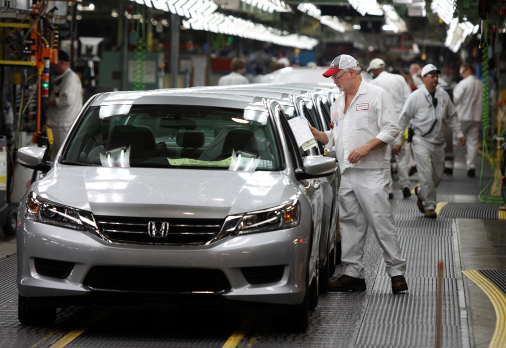 Honda Ohio US Factory