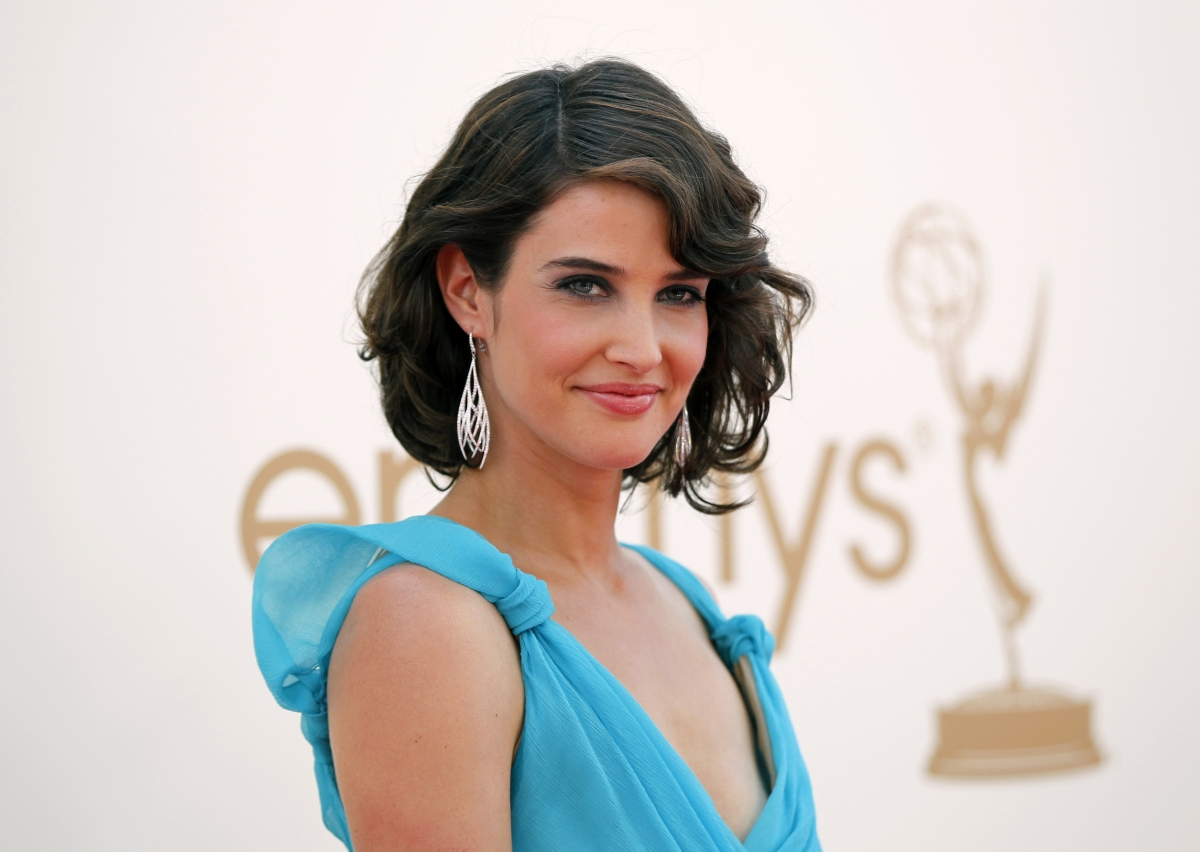 Canadian actress Cobie Smulders reportedly cried as she read the final script of the How I Met Your Mother series.