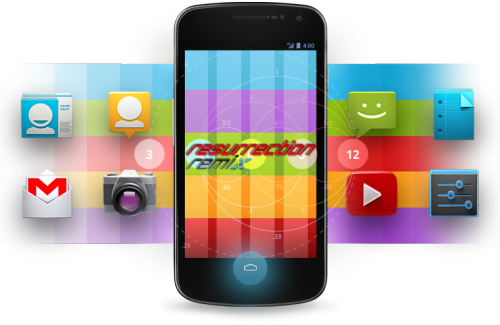 Install Android 4.4.2 KitKat on Galaxy S3 GT-I9300 via Resurrection Remix ROM