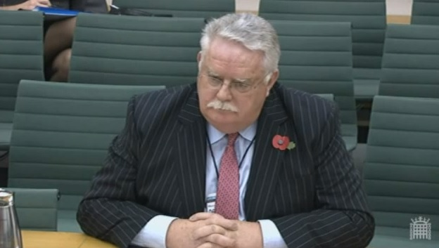 Ex-Co-op Bank's Rodney Baker-Bates added that Paul Flowers (pictured) did not have sufficient experience to run a bank.