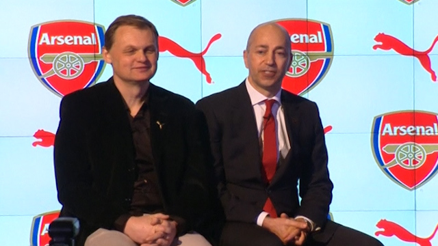 Arsenal Sign Kit Deal with Puma, Wenger to Stay On