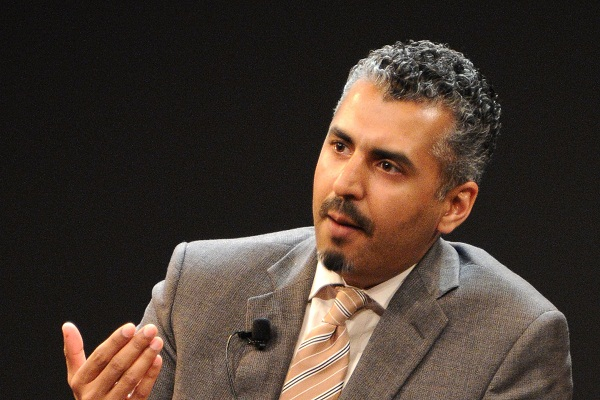 Maajid Nawaz sparked a prophet Mohammed cartoon row with fundamentalist Muslims