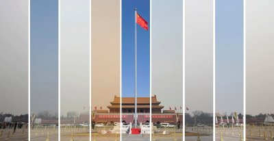 beijing air pollution levels