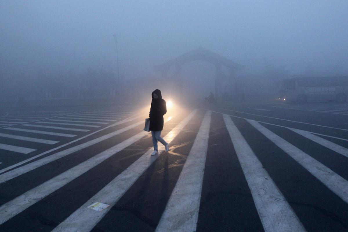 chanchung smog