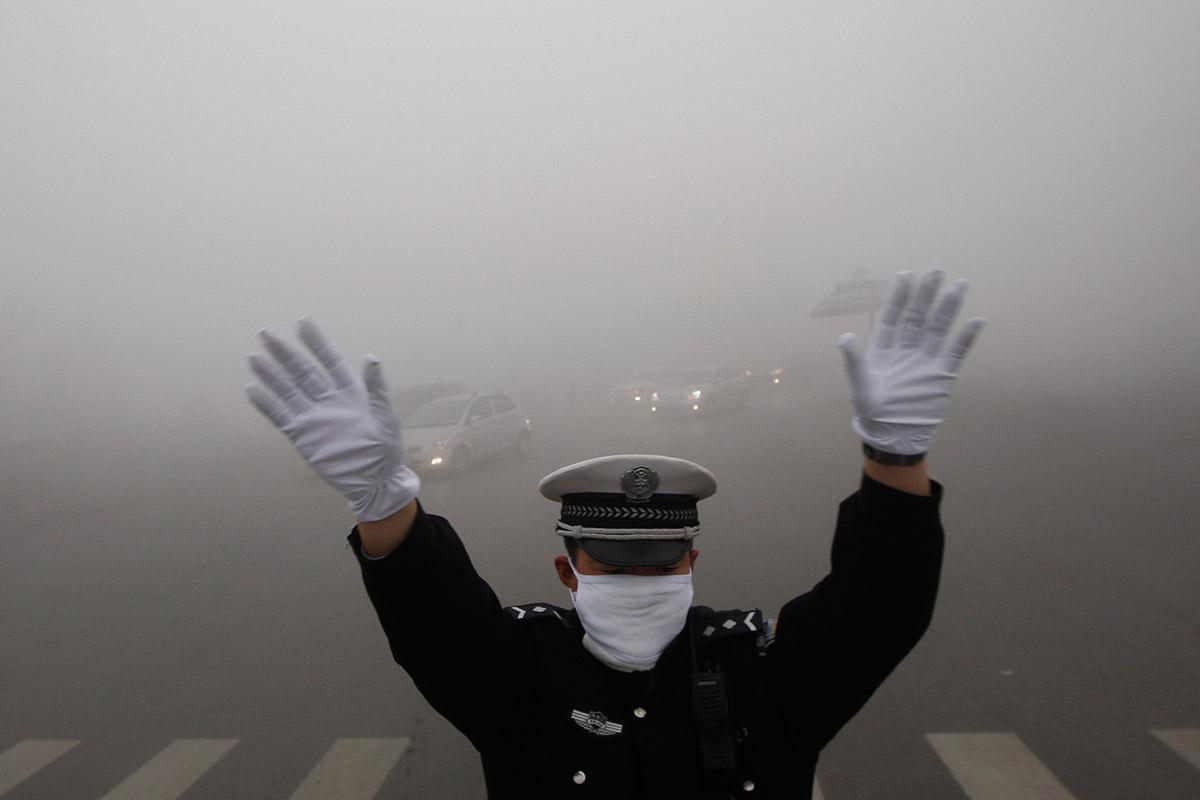 harbin smog