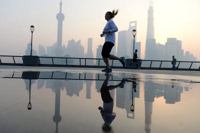 shanghai jogger