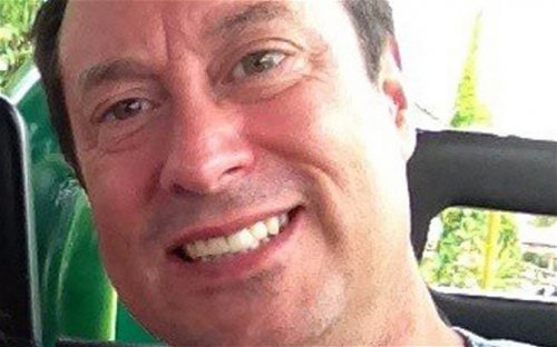 City trader Robin Clark was shot in the leg at Shenfield Station in a