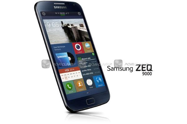 Samsung's First Tizen Phone the ZEQ9000