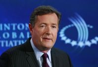 Piers Morgan was made de-facto \'editor in chief\' of Sunday Mirror in 2001 MGN announcement
