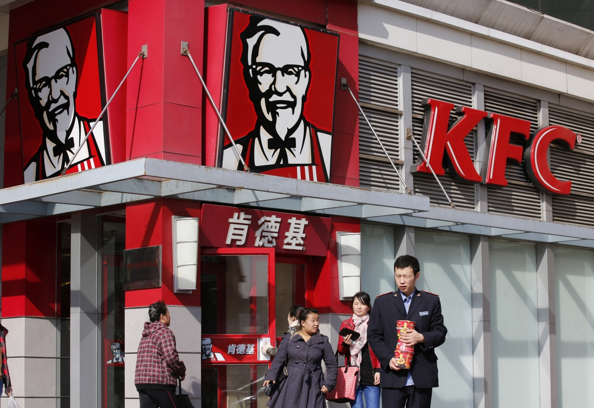 Chinese New Year 2014: Bird Flu Threatens KFC Busiest China Sales Period