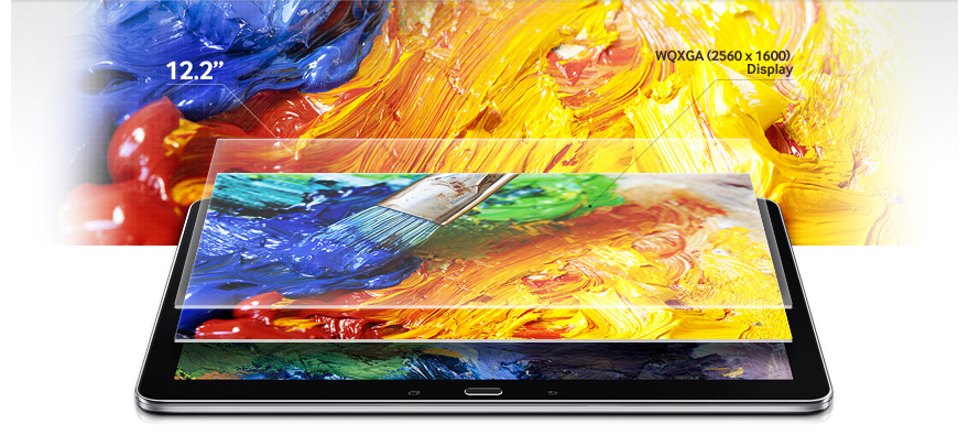 Samsung Galaxy NotePRO 12.2 UK Launch on 4 February, Pre-Orders Available