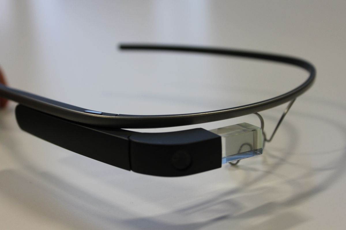 Google Glass Parkinson's