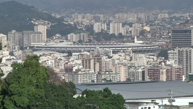 Rio 2016 Games to Cost Over $2.3bn in Infrastructure