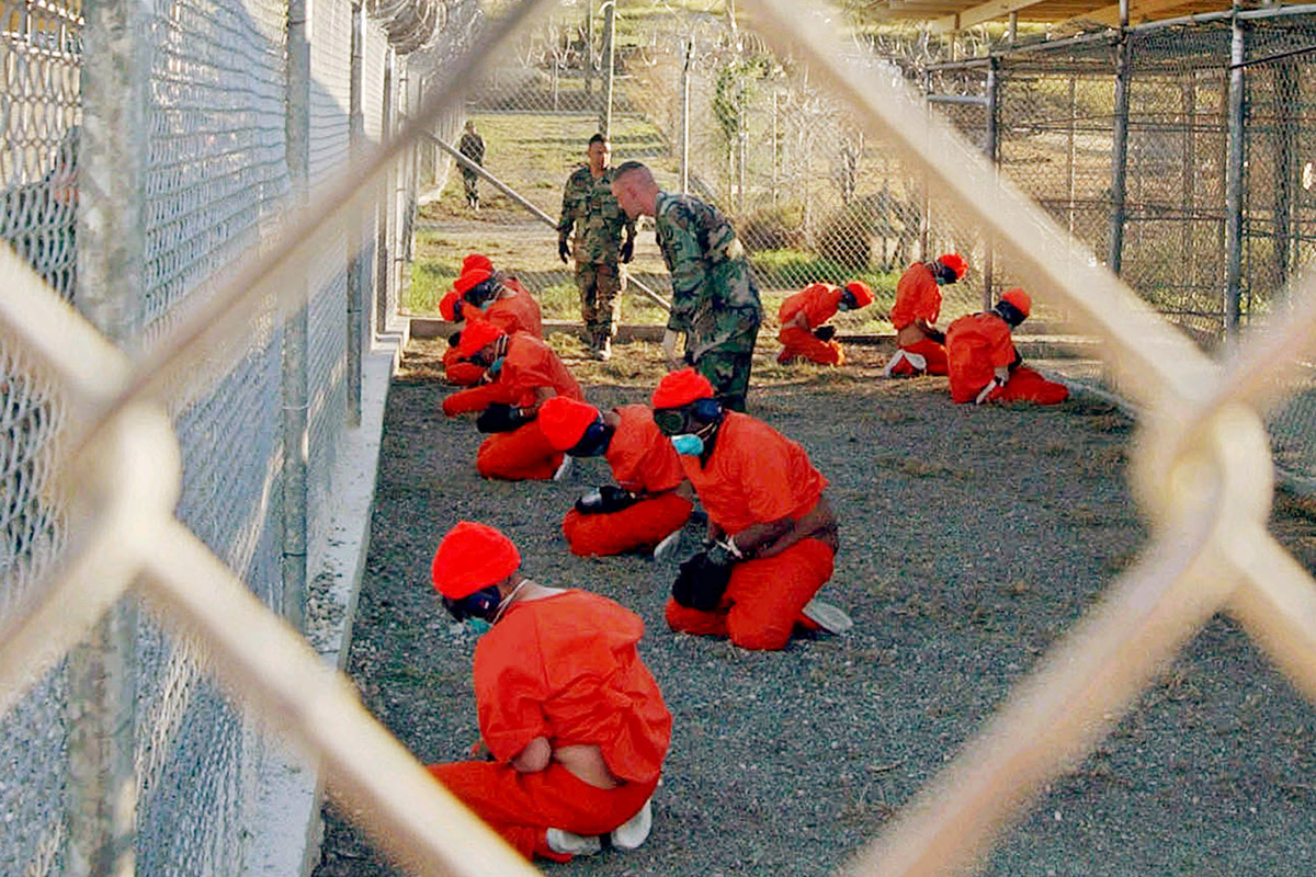2001 detainees