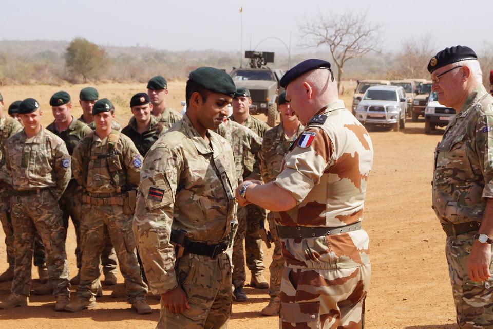 Rifleman Gigar Das