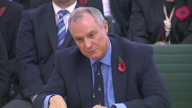 British Spy Chief Lobban to Step Down