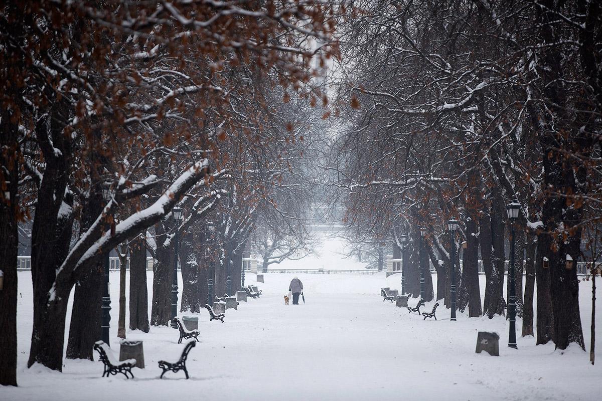 bulgaria snow