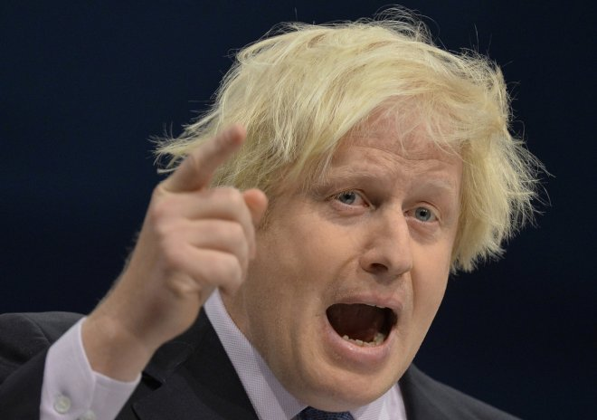 Boris Johnson wants police to have water cannon for crowd control in London