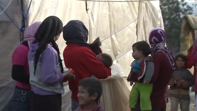Theresa May Says UK Will Offer Syrian Refugees Asylum