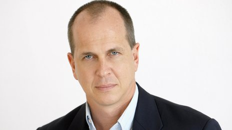 Former BBC correspondent Peter Greste is one of the journalists arrested