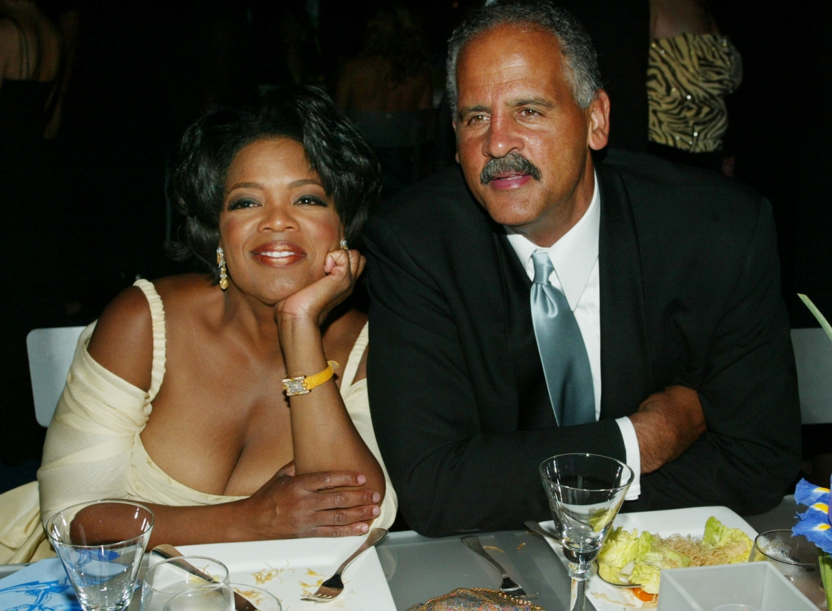 Oprah Winfrey: If I Had Married Stedman Graham, We Wouldn't Be Together